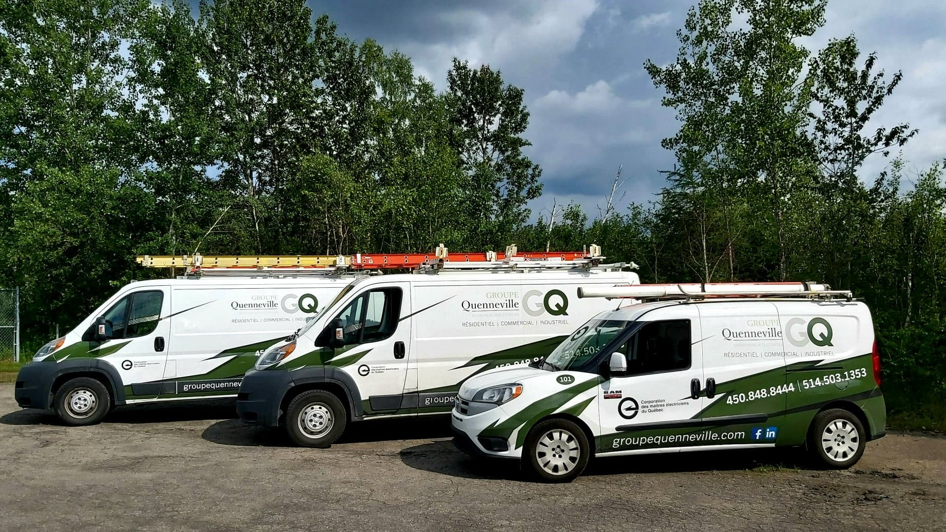 Camions Groupe Quenneville